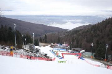 Ženski slalom na Sljemenu najgledanija utrka Svjetskog kupa