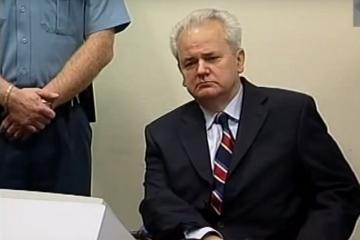 12. veljače 2002. početak suđenja Slobodanu Miloševiću za genocid i zločin protiv čovječnosti