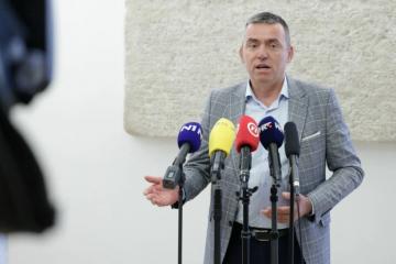 Mlinarić nije ostao dužan Medvedu: Samo kroz Zakon o hrvatskim braniteljima vam se 'provuklo' 800 milicajaca SAO Krajine
