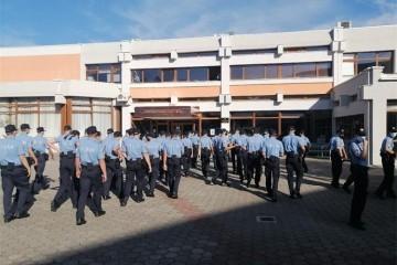 """Na policijskoj školi """"Josip Jović"""" nakon 10 godina ponovno je počelo srednjoškolsko obrazovanje za zanimanje policajac kroz 3. i 4. razred"""