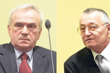 Den Haag : Počinju završne riječi na ponovljenom suđenju Stanišiću i Simatoviću za ratne zločine