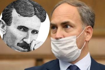 Bartulica: 'Malo Hrvata zna da se Tesla zalagao za eugeniku'