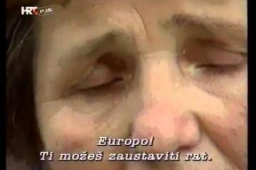 """Stop the War in Croatia"""