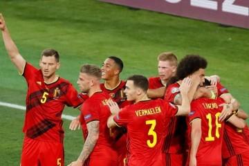 Thorgan Hazard golčinom bacio Belgiju u trans i izbacio  Ronalda i Portugal sa Eura