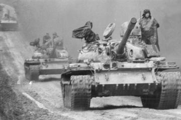 TOMISLAVGRAD: Sastali se bivši tenkisti HV-a i HVO-a bez kojih ne bi dobili rat