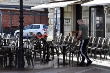 Otvaraju se terase: 'Ja sam prva u kafiću da napokon popijemo već dugo čekanu tu našu kavu'