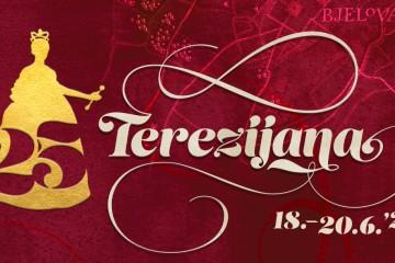 25. Terezijana, 18. – 20. lipnja 2021. – program!