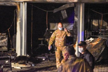 Najmanje 10 mrtvih u požaru u COVID bolnici u Tetovu: 'Ovo je vrlo tužan dan'