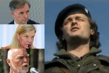 DORH odbacio zahtjev Antifašističke lige za osporavanjem presude o ZDS u 'Bojni Čavoglave'