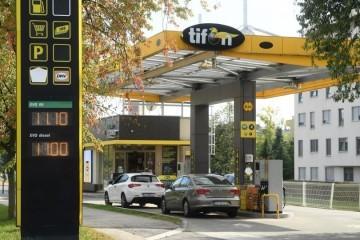 Nakon Ine, i Tifon objavio: Zbog Vladinog ograničenja cijena, prodaja premium goriva do isteka zaliha