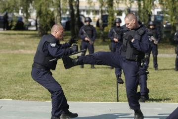 NOVI PRAVILNIK Službe na tjelesnom: Policajci bez limita debljine i sklekova, vatrogasci na plivanju