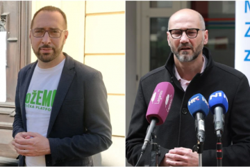 Sastaju se Klisović i Tomašević? SDP i Možemo! kreću u pregovore
