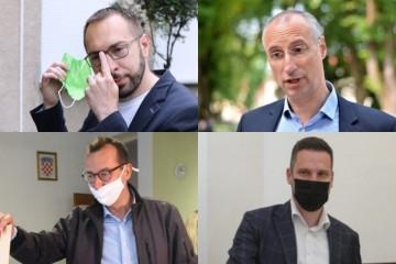 S kolikim će proračunom raspolagati Tomašević, Puljak, Radić i Marko Filipović?