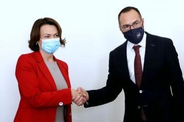 Pavičić Vukičević kaže nije informirana o uhićenjima u GSKG
