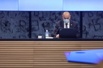 JOŠ JEDAN STOŽER: Vlada danas osniva krizni stožer za područja pogođena potresima na čelu s Tomom Medvedom