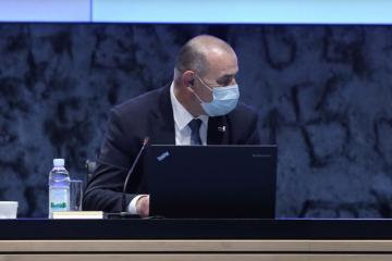 Ministar Medved: Nova lokacija za podjelu hrane u Glini