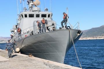 UPLOVILA TOPOVNJAČA 'VUKOVAR'! Naša vojska uspješno završila NATO operaciju u Sredozemlju