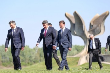 Loši odnosi u vrhu države: Ove godine ponovno tri kolone u Jasenovcu?
