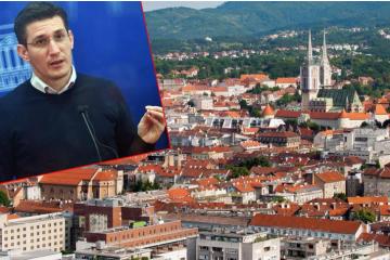 Plan Mostovog kandidata za gradonačelnika Zagreba: Srušio bi Donji grad i izgradio sve ispočetka!