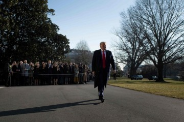 Trump: 'Sve što sam svojim pristašama uoči juriša na Kongres rekao bilo je potpuno primjereno!'