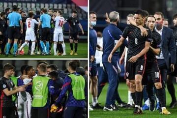 Igrač Liverpoola htio se potući s Hrvatima pa zaradio isključenje