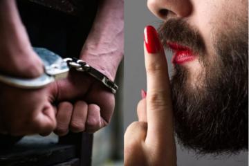 Muškarac uhićen nakon što je svoju kćer oslovio kao ženu, a koja se sada identificira kao muškarac