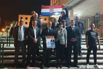 Ujedinjena desnica predala kandidaturu za gradonačelnika i listu za gradsko vijeće Grada Splita!