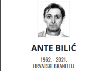 Ante Bilić - Hrvatski branitelj 1962. - 2021.