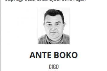 Ante Boko - Hrvatski branitelj 1966. - 2021.