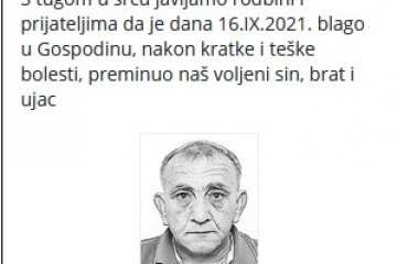 Ante Mušac - Hrvatski branitelj 1965. - 2021.