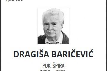Dragiša Baričević - Hrvatski branitelj 1950. - 2021.