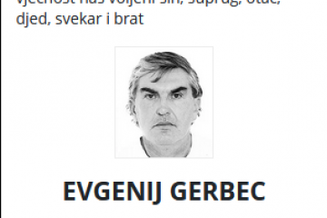 Evgenij Gerbec - Hrvatski dragovoljac 1960. - 2021.