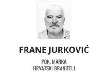 Frane Jurković - Hrvatski branitelj 1946. - 2021.