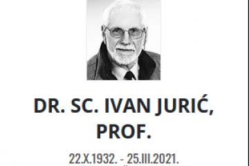 Ivan Jurić - Hrvatski branitelj 1932. - 2021.