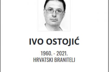 Ivo Ostojić - Hrvatski branitelj 1960. - 2021.
