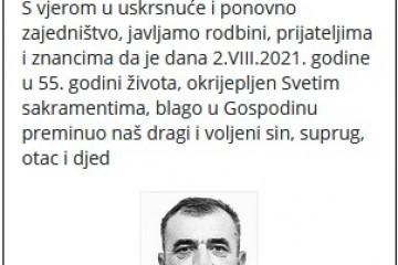 Josip Kotromanović - Hrvatski branitelj 1966. - 2021.