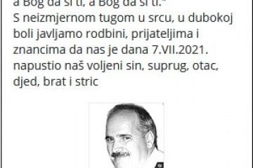 Josip Zečević - Hrvatski dragovoljac 1962. - 2021.