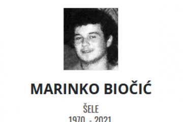 Marinko Biočić - Hrvatski branitelj 1970. - 2021.