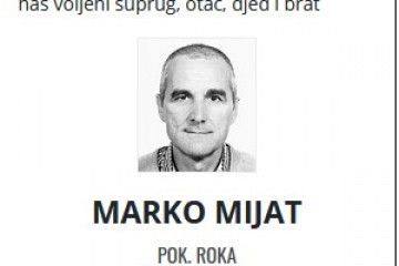 Marko Mijat - Hrvatski branitelj 1962. - 2021.