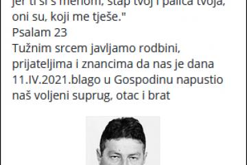 Miro Žižić - Hrvatski branitelj 1959. - 2021.