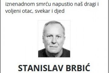 Stanislav Brbić - Hrvatski dragovoljac 1946. - 2021.