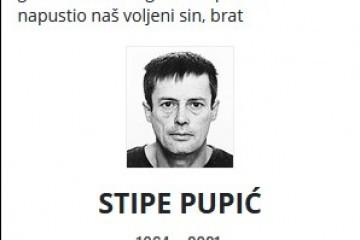 Stipe Pupić - Hrvatski branitelj 1964. - 2021.