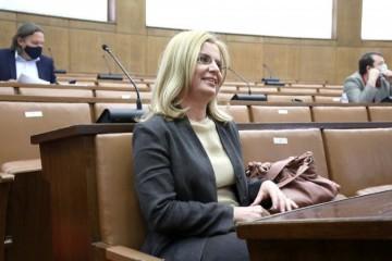 Zlata Đurđević: Ako ne budem izabrana na čelo Vrhovnog suda, može nastupiti ustavna kriza