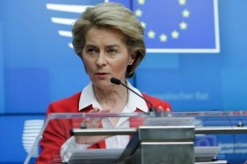 Ursula von der Leyen: Pandemija je maraton, a ne sprint