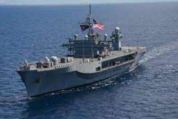 Američki mornari u startu osvojili srca Splićana, pogledajte što su napravili čim su sišli s broda