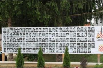 14. rujna 1993. – Pokolj u selu Uzdol