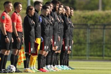Daily Mail: Hrvatski nogometaši nikad ne kleče uoči utakmice