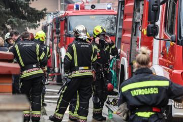 IZBIO POŽAR NA MALEŠNICI: Dim se širio munjevitom brzinom! Vatrogasci iz zgrade evakuirali obitelji s djecom
