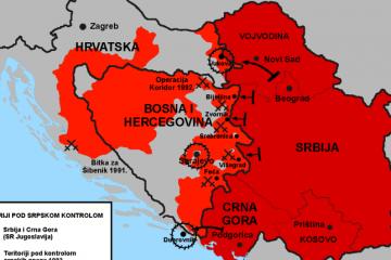 """Temeljni dokumenti """"Srpskog sveta"""" u kontekstu srpske hegemonističke matrice"""