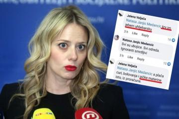 Pogledajte prostačke objave Jelene Veljače koja se unatoč protivljenju struke sastala s ministrom Aladrovićem